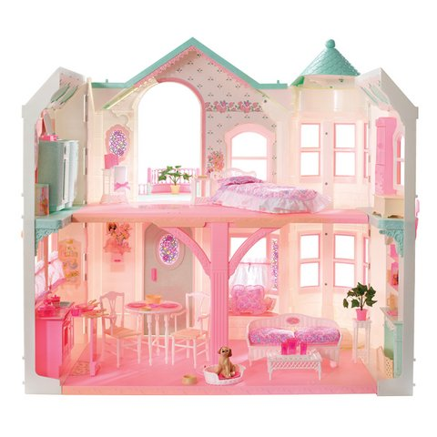 Barbie Deluxe Dreamhouse, 1998