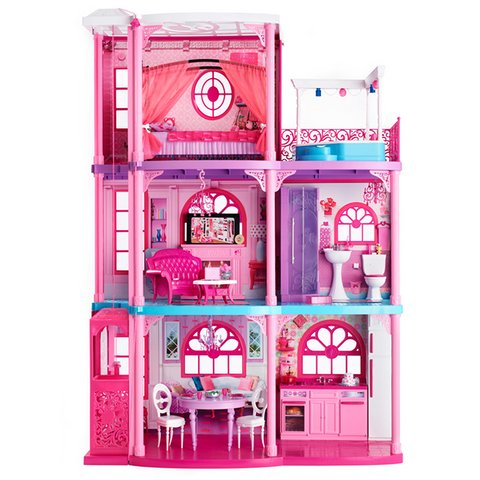 Barbie Dreamhouse, 2012