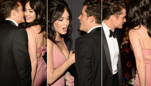 ¡Katy Perry y Orlando Bloom son novios!