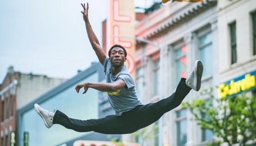 Pasos de ballet que apagan la ciudad.