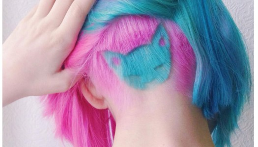 "La nueva tendencia del ""Hair Tattoo"""