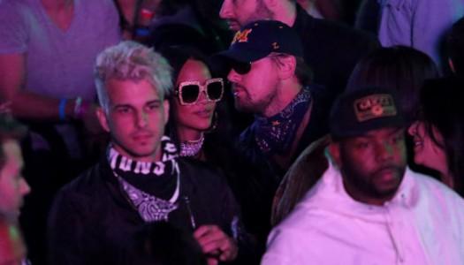 ¿Están saliendo Rihanna y Leonardo Dicaprio?
