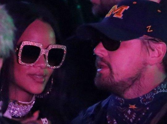 Rihanna - Leonardo Dicaprio  (2)
