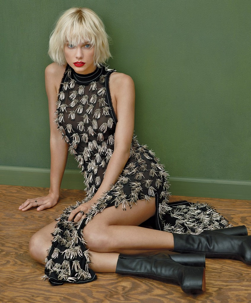 Taylor Swift - Vogue  (10)