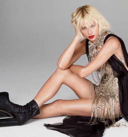Taylor Swift - Vogue  (2)