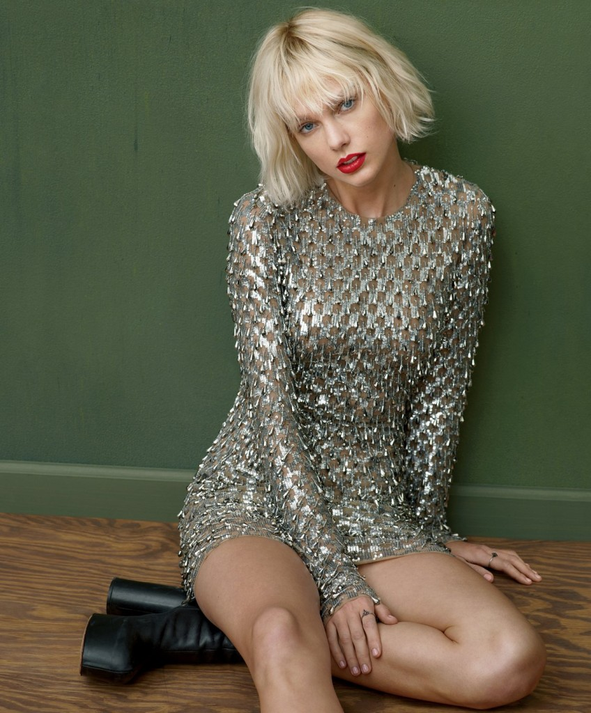 Taylor Swift - Vogue  (7)