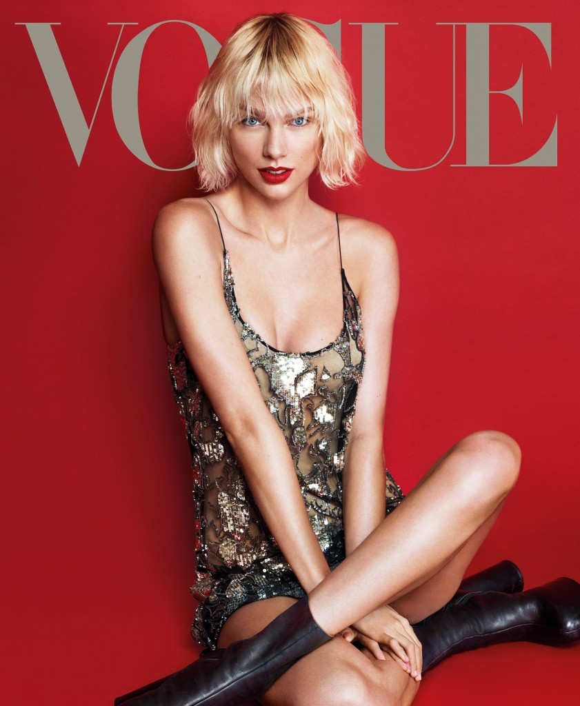 Taylor Swift - Vogue  (8)