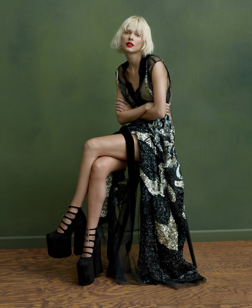 Taylor Swift - Vogue  (9)