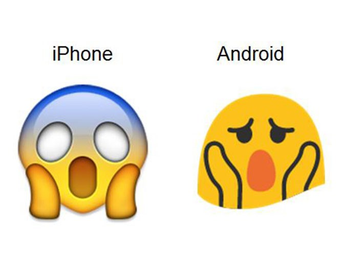 emoji android versus iphone (1)