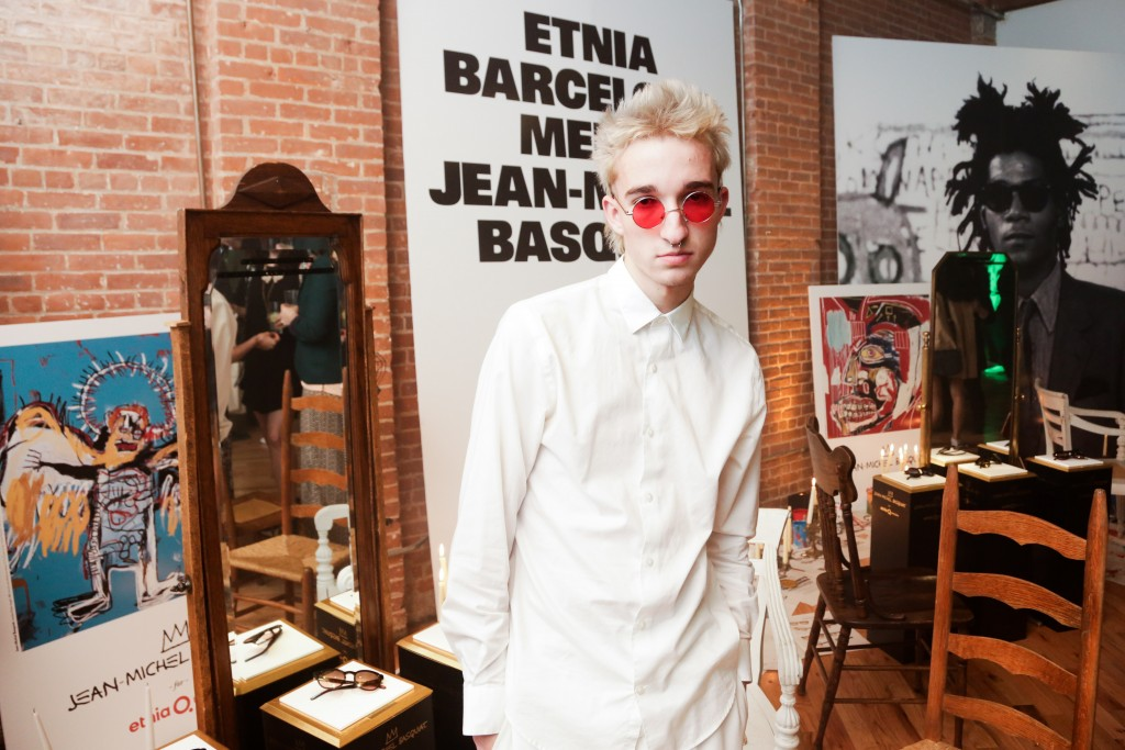 ETNIA sunglass product launch