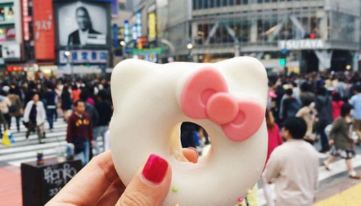 La Instagrammer que fotografía la comida más chula del mundo.