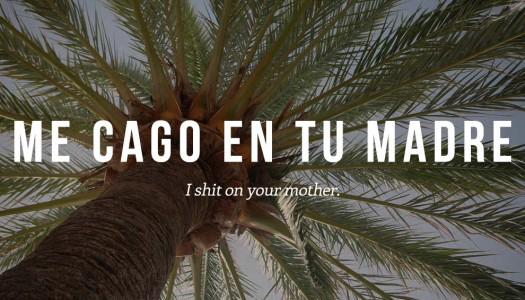 Insultos españoles que hacen falta en inglés