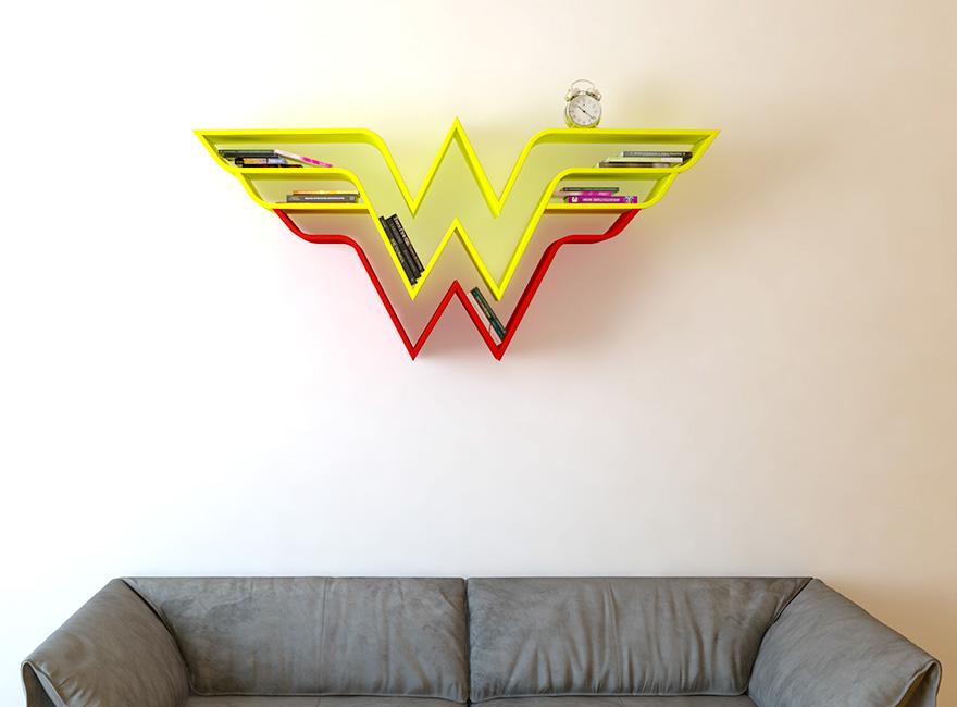 Estantería super-héroes (5)