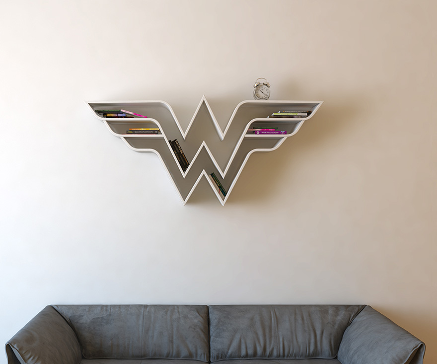 Estantería super-héroes (7)
