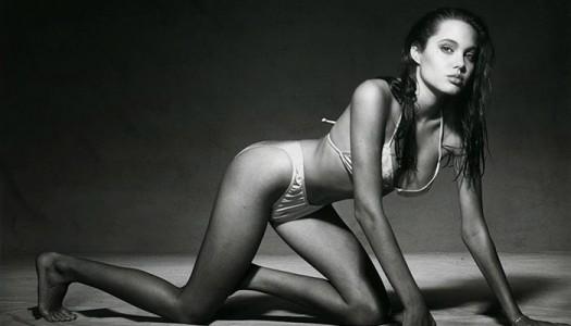 Así era Angelina Jolie con 15 años