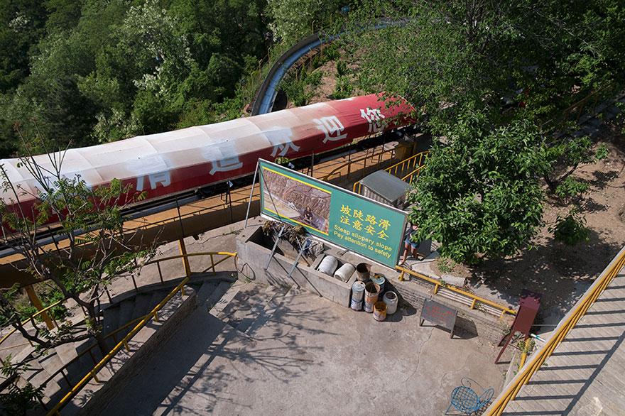 La Gran Muralla China, China.