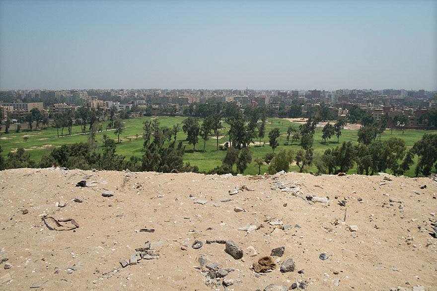 Pirámide de Khufu, Giza, Egipto