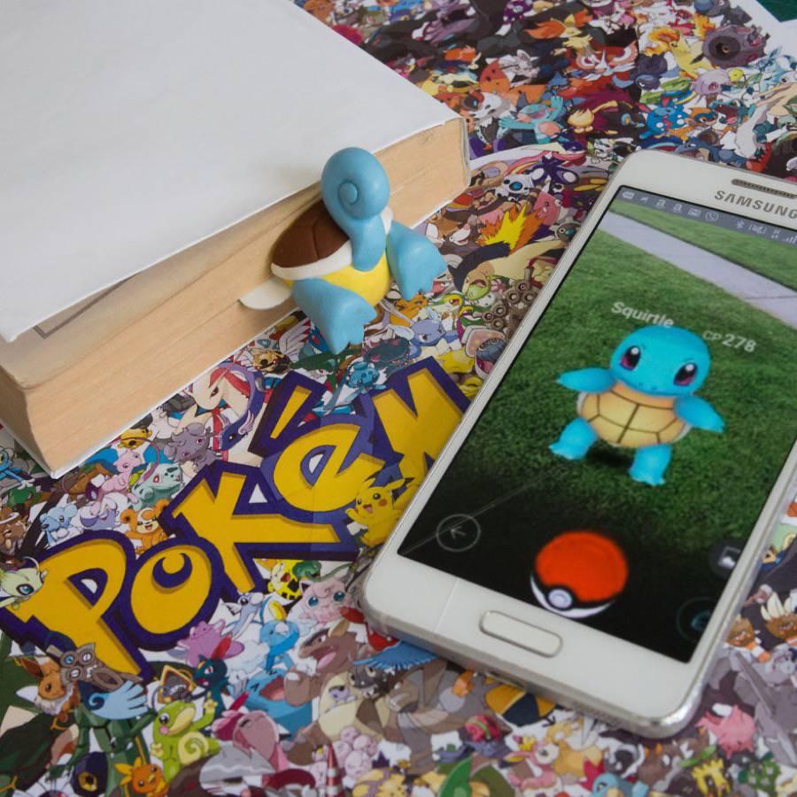 Pokémon Bookmarks  (1)
