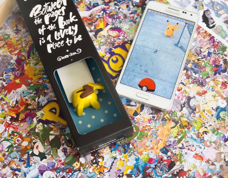 Pokémon Bookmarks  (5)