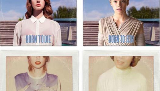 Star Wars protagoniza las portadas de los discos más míticos