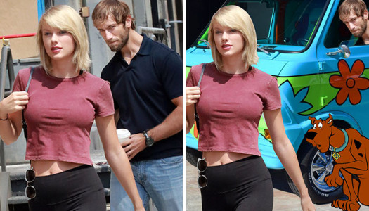 Taylor Swift ¿Y dónde está?