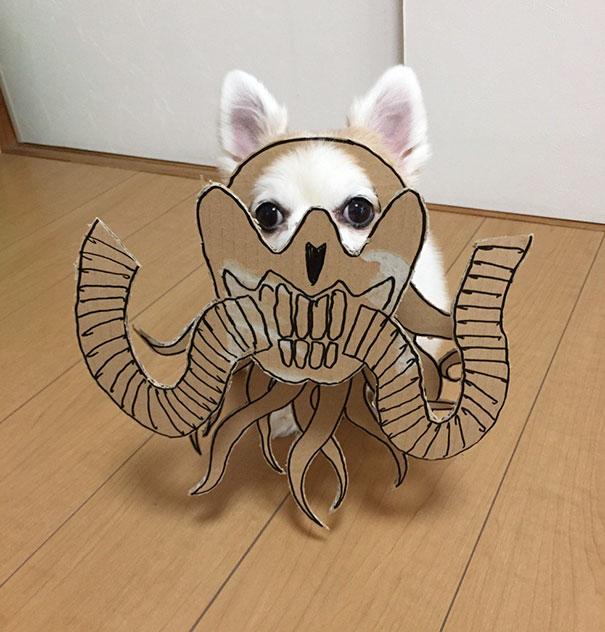 disfraz perro halloween  (11)
