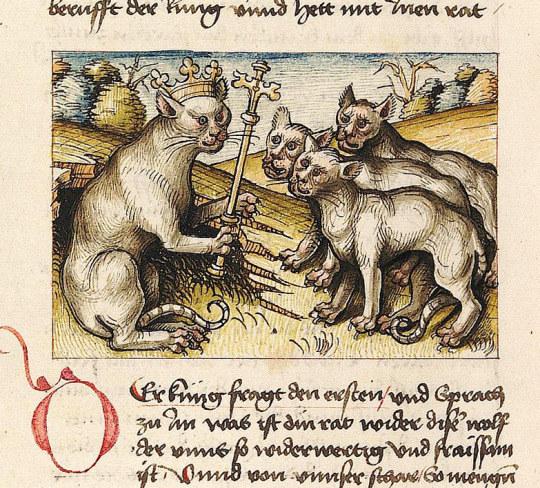 gatos feos medievales (10)