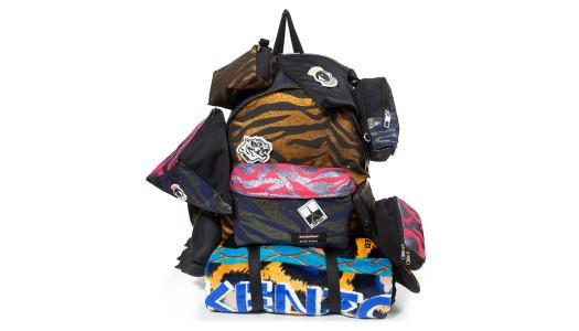 ¿Has visto las mochilas de Eastpak Artist Studio?