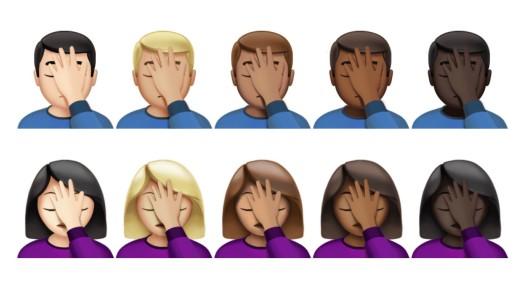 ¡Los nuevos emoji ya están aquí!