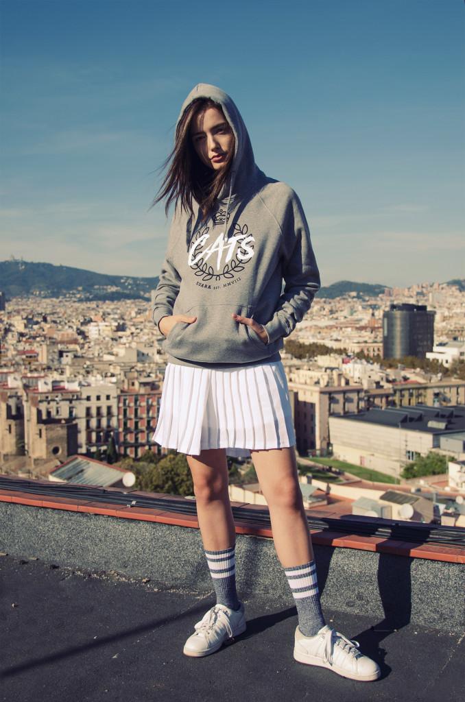 SUARA CATS hoodie 2