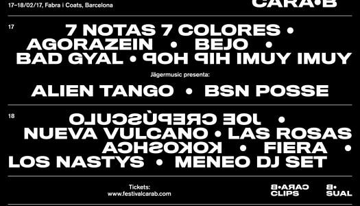 El CARA B de Barcelona es el festival para melómanos underground