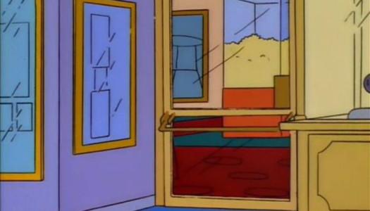Scenic Simpsons, el Instagram del lado artístico de la serie