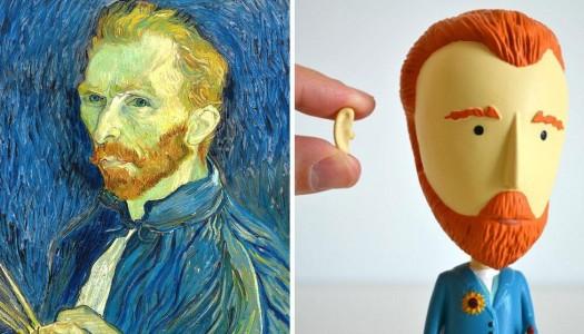 Van Gogh y su oreja, más de moda que nunca