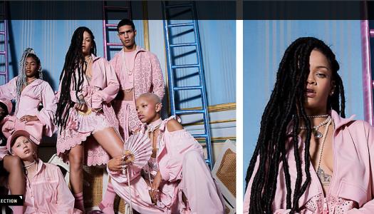 La nueva colección de Rihanna (que te va a encantar) llega a las tiendas