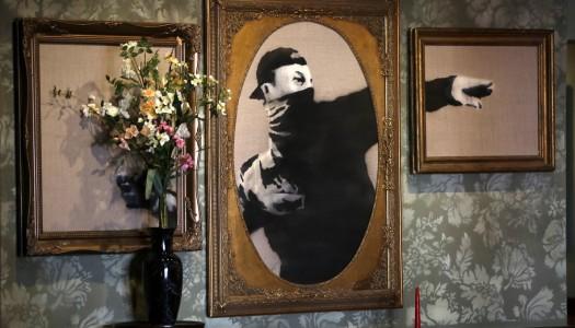 Banksy, el famoso graffitero, ha diseñado un hotel