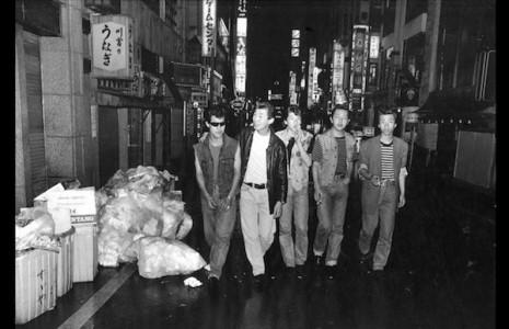 Kabukicho, el barrio donde se hacían fiestones en Japón