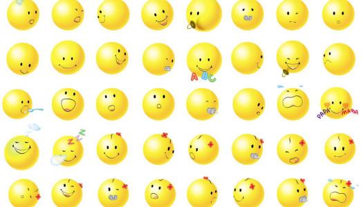 Smiley, el icono digital más famoso, cumple 20 años