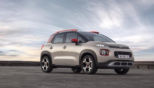 Los festivales llegan antes con el Nuevo Citroën C3 Aircross