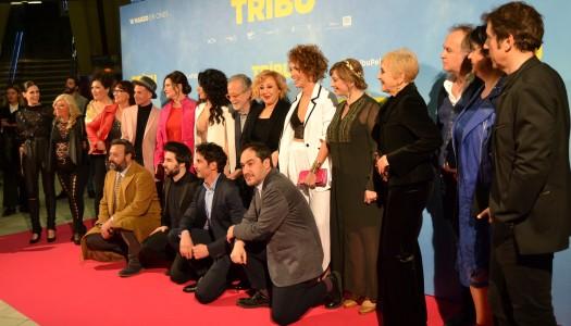 Así ha sido la premier de La Tribu: una película muy GIRL POWER