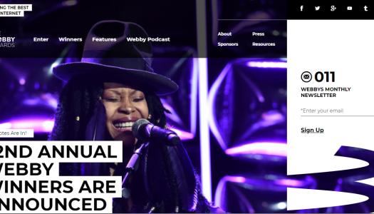 VICE MEDIA sigue cosechando éxitos: se lleva 13 premios  Webby en su 22 edición