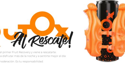 Llega a España Outox, la nueva bebida que quita la resaca