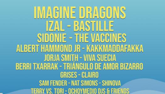 El DCODE cierra la temporada de festivales con Imagine Dragons como cabeza de cartel