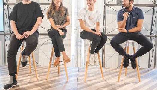 Eduardo Casanova presenta el nuevo Coworking by IQOS en el corazón de Madrid