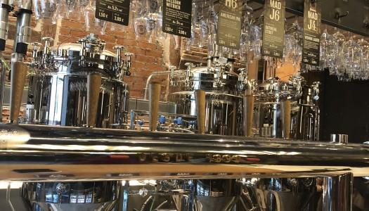 El nuevo Espacio Cervecero Mahou: un plan alternativo (y muy recomendable) en el centro de Madrid