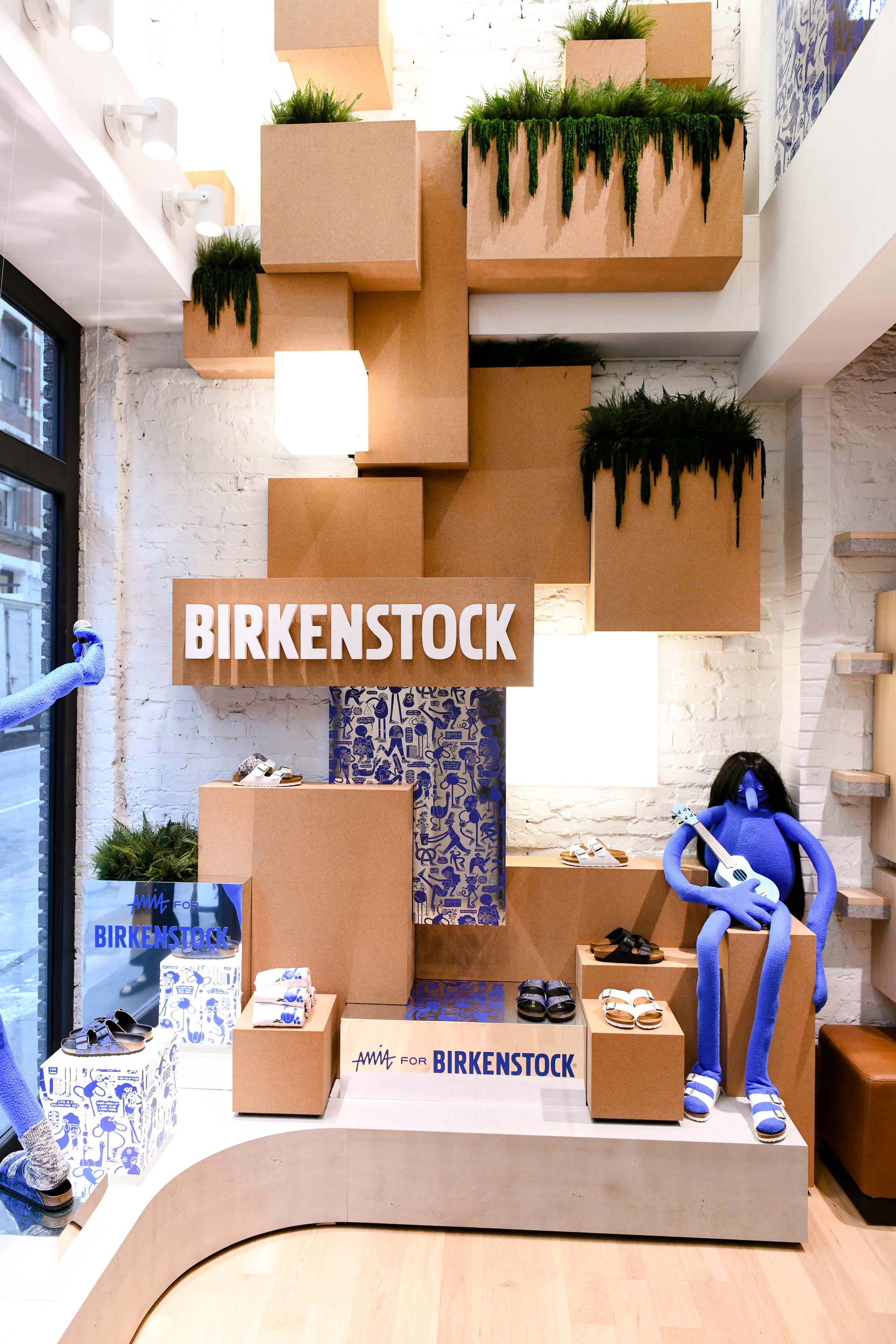OPENING EVENT OF BIRKENSTOCK : FIRST RETAIL STORE IN NYC