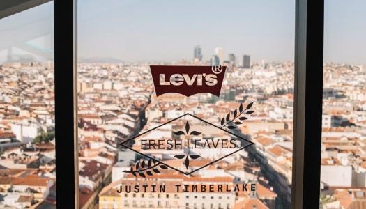 Así es la colección 'Fresh Leaves' de Justin Timberlake para Levi's