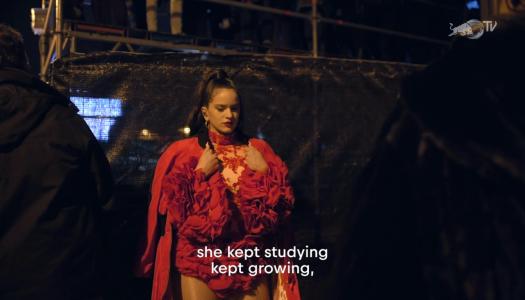 Así es el backstage de Rosalía: todo el trabajo detrás de su concierto en Colón junto con Red Bull Music