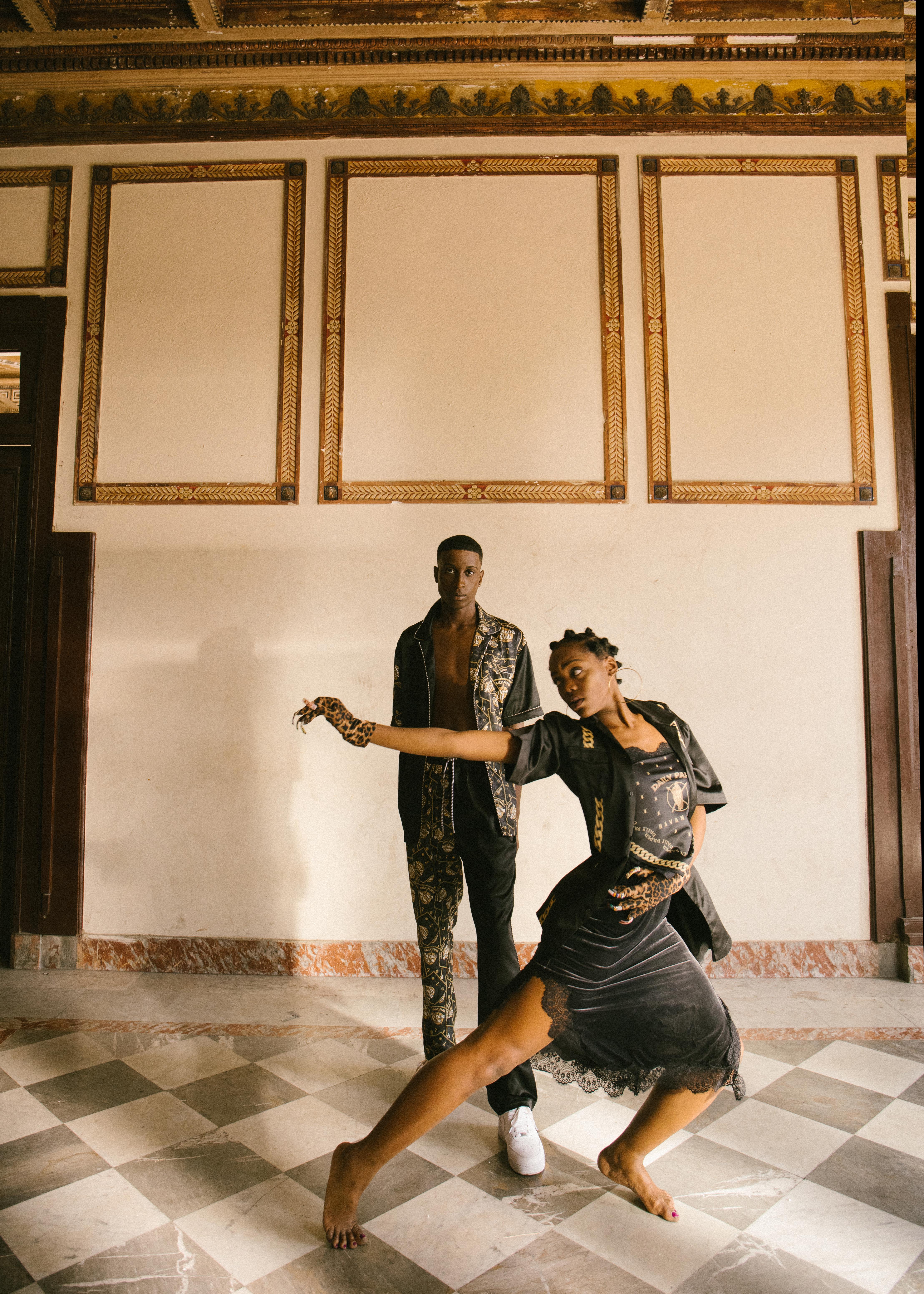 Havana Club x Daily Paper - Lookbook Stills (9)