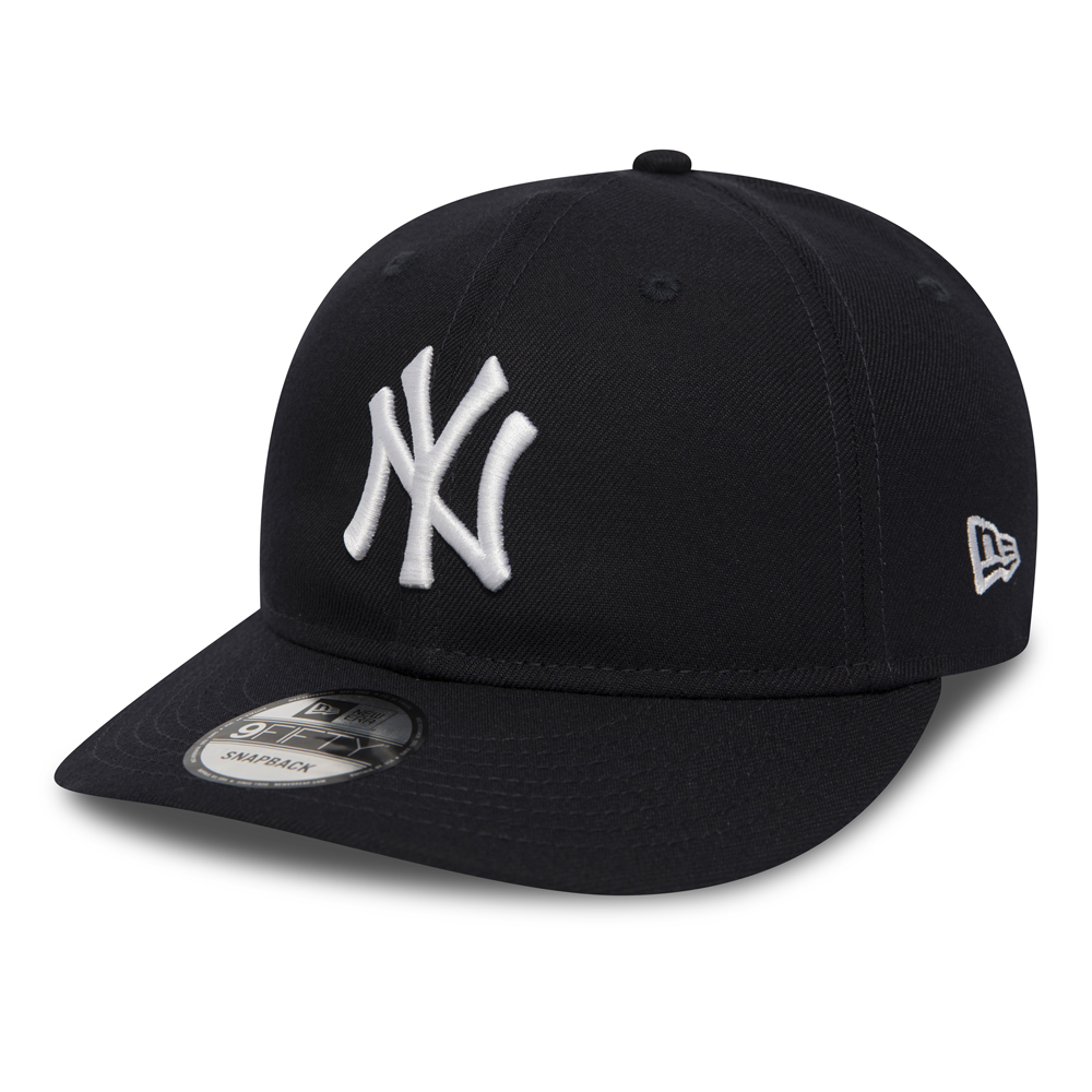 RETRO CROWN SNAPBACK. NEW YORK YANKEES. FRONT
