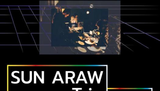 SUN ARAW actuará en directo en el décimo aniversario de SON Estrella Galicia